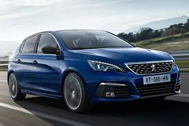 blue peugeot new peugeot 308 robins and day