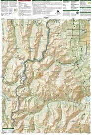 14ers Map Aspen Independence Pass National Geographic Trails Illustrated