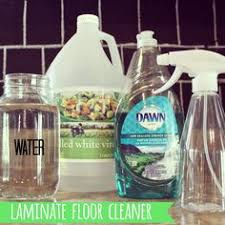 laminate floor cleaner 1 cup water 1 cup