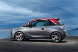 vauxhall adam vauxhall adam s to premier in paris