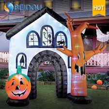 china factory inflatable halloween decorations halloween