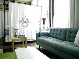 Panel Curtains Room Divider Idea Room Dividers White Muslin Divider Curtains Open Innovative