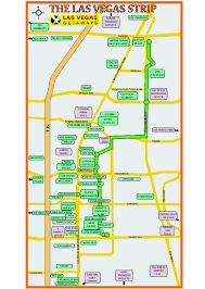Map Of Las Vegas Strip by Vegas Strip Map Book Vegas Hotels Buy Concert Show Event Tickets