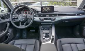 audi a4 2016 interior 2017 audi a4 first drive review autonxt