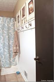 Beadboard In Small Bathroom - how to use beadboard wallpaper southern hospitality
