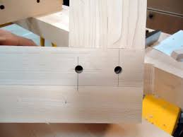 Collins Good Wood Joints Pdf by 168 Drawbored Mortise U0026 Tenon The Wood Whisperer