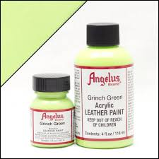 Buy Paint angelus grinch green paint buy acrylic leather paints