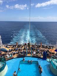 day 2 u2013 carnival dream cruise report u2013 western caribbean u2013 first