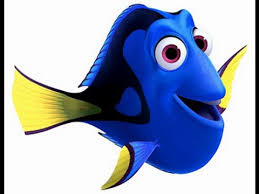 finding nemo dory speed drawing