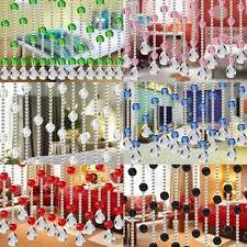 String Tassel Curtains Window String Curtains Ebay