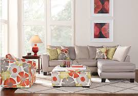 rooms to go living rooms redan sand 3 pc sectional living room 999 99 find affordable
