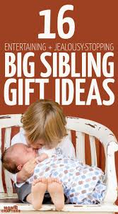 big sibling gifts for when your new baby arrives