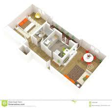 3d floor plan design u2013 laferida com