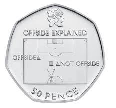 what are the most valuable rare 50p coins from the london 2012