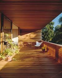 Wood House Design by Simple Rectangular House Design