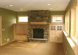 finished walkout basement lower floor plan of ranch house plan 92395 ranch home plans with