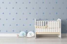 Nursery Wall Decals For Baby Boy Anchor Nautical Nursery Wall Vinyl Wall Decals For Baby Boy