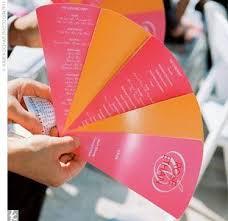 how to make wedding fan programs 183 best wedding programs images on wedding ceremonies