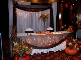 church fall wedding decorations wedding party decoration