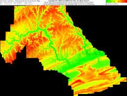 150 meters in feet free clinton county pennsylvania topo maps u0026 elevations