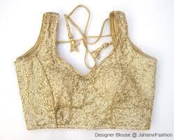 golden blouse readymade sequins glitter saree blouse golden silver light