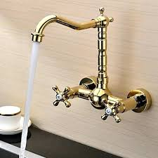 wall mount kitchen faucet single lever wall mount kitchen faucet
