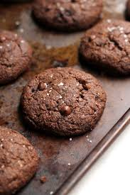 one bowl vegan chocolate cookies gluten free hummusapien