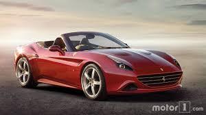Ferrari California Specs - ferrari portofino vs california t see the changes side by side