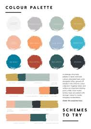 antidote a colour cure trends catalog interiors and house