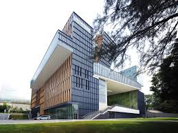 chu hai college campus rocco design architects archdaily