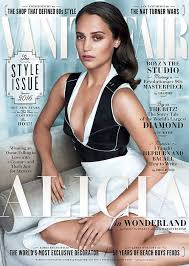 Vanity Fair Canada How Living In Isolation Led Alicia Vikander And Michael Fassbender
