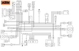 ktm 500 exc wiring diagram ktm 500 exc exhaust