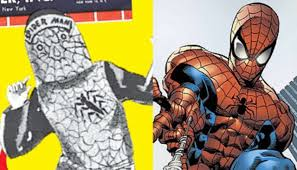 halloween costume spiderman did a fifties halloween costume inspire spider man costume design