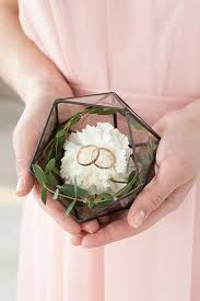 wedding ring holder best 25 wedding ring box ideas on ring bearer box