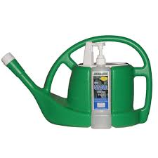dyna gro 1 5 gal grow quick dispense watering can 20 oz