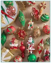 tree ornament sets