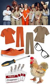 Oitnb Halloween Costumes Halloween Couple Costumes Campus