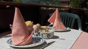 la cuisine des 駱ices residence concaverde pomarolo italy