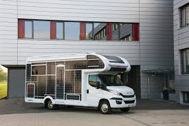 Ultimate Solar Panel All Electric Motorhome Is Completely Covered In Solar Panels Curbed