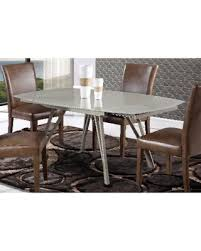 Champagne Dining Room Furniture Here U0027s A Great Deal On Global Dining Table With Glass Top And