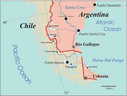 Patagonia South America Map Pisco With My Girls February 2012