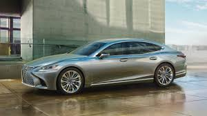 lexus vs mercedes sedan 2018 lexus ls versus the germans