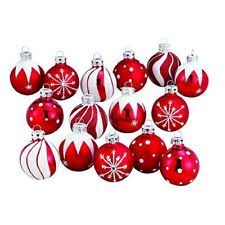 Pottery Barn Christmas Ornaments Ebay by Ball Christmas Ornaments Ebay
