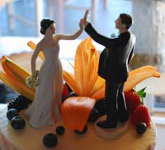 high five cake topper high five wedding cake topper unique wedding ideas