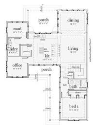 u shaped home with unique floor plan hwbdo64049 new american