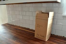 how to install kitchen backsplash tile sofa king excited about my kitchen backsplash tile duckling house
