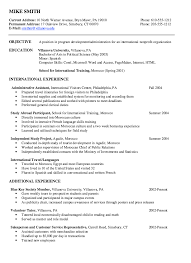Scannable Resume Examples by Example Of Independent Study Project Resume Http