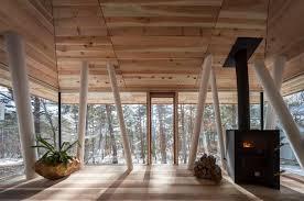 a modern japanese home on stilts propertyroom360