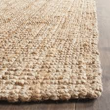 jute rug safavieh fiber collection nf447a woven
