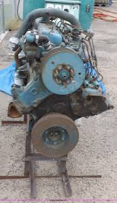international dt466 six cylinder diesel engine item j9040